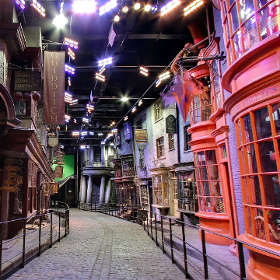 Wizarding World of Harry Potter Diagon Ally